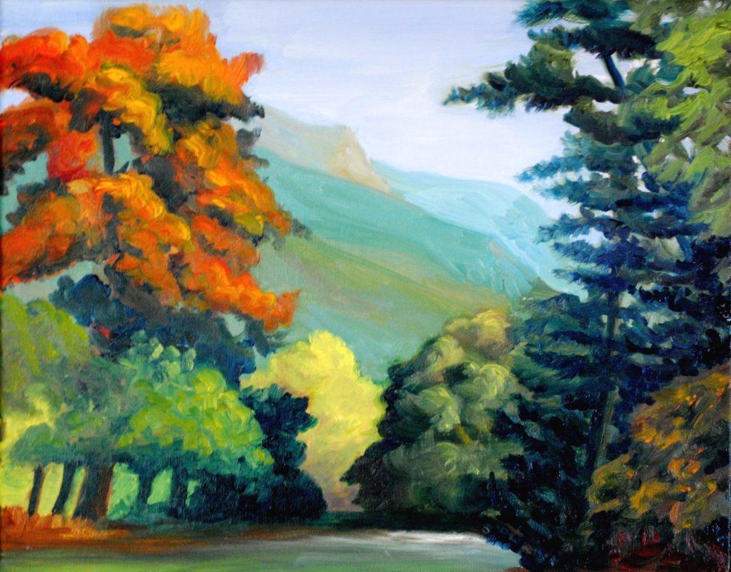, landscape
